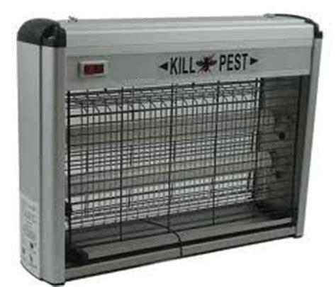 kill pest aluminium electric insect bug fly killer 20 watts zapper co uk garden outdoors