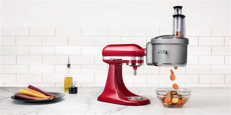 Food Processor Attachment for Stand Mixer 5KSM2FPA