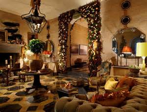 Homes With Christmas Decorations by The Editor At Large Gt Holiday Themed Designer Show House