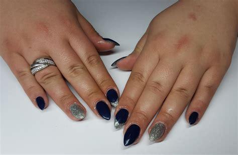 Glitter Gelnagels by La Fleur Nails Nagelsalon En Nagelstudio Etten