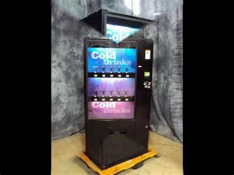 Sle Letter For Vendo Machine For Sale Vendo V721 Live Display Can Bottle Soda Vending Machine