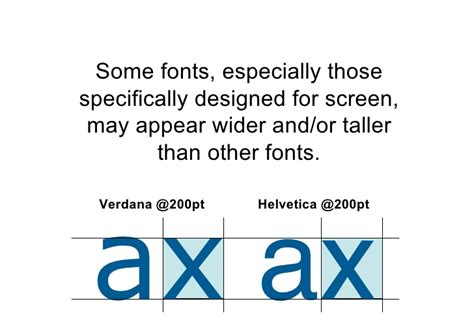 font design with css css font stacks