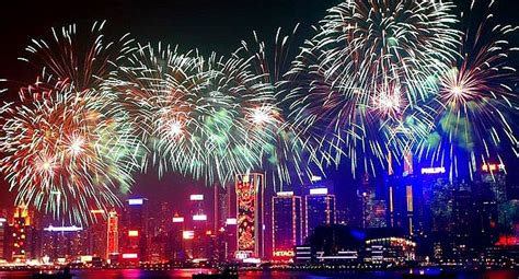 new year greetings in hong kong enjoy 2019 nye fireworks in hong kong