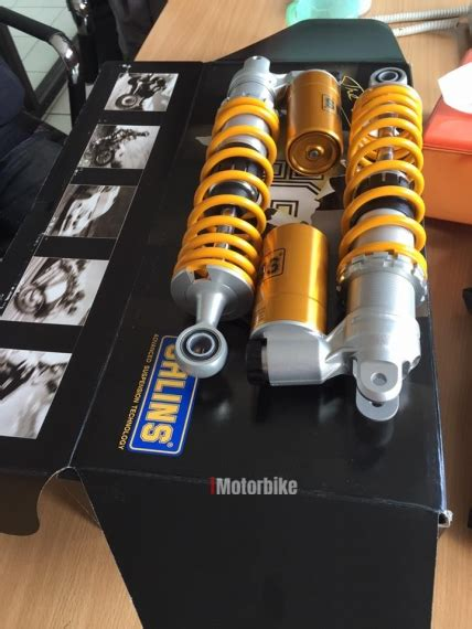 Shock Ohlins Yamaha R25 Ohlins Rear Suspension Monoshock Yamaha R25 R3 Shocks