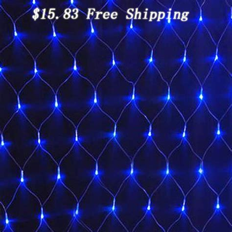 Popular Fishing Christmas Lights Buy Cheap Fishing Net Lights