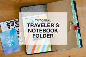 Making Your Own Planner Midori Traveler S Notebook Archives Paper Nerd