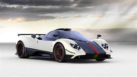 pagani zonda 2009 pagani zonda cinque review top speed
