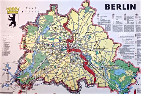 map of germany showing berlin berlin germany