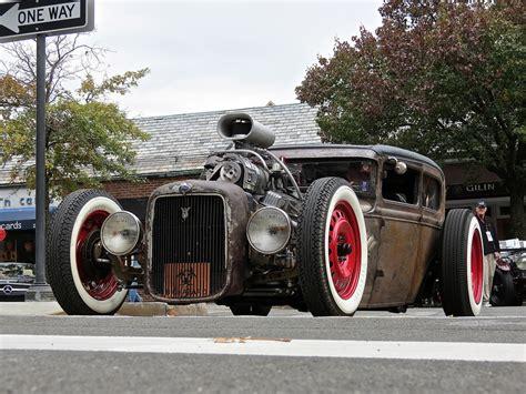 scarsdale concours d elegance ford rat rod mind over motor
