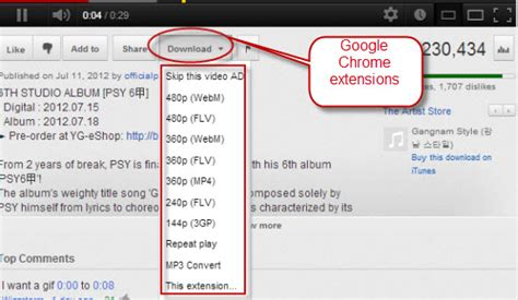 download mp3 from youtube video chrome extension youtube chrome extensions amazing add ons for your