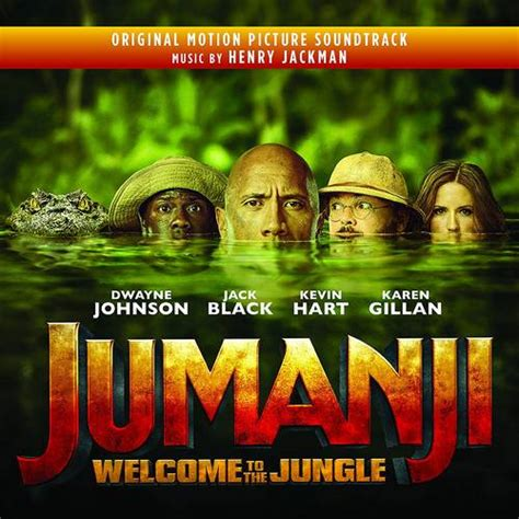 film jumanji welcome to the jungle jumanji 2 soundtrack soundtrack tracklist