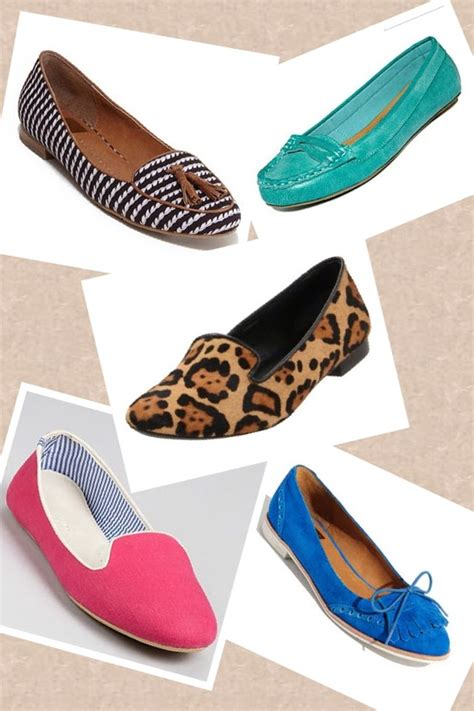 colorful loafers make up your fashion colorful bright loafer flats for