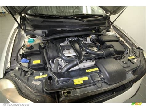 how does cars work 2005 volvo xc90 engine control 2003 volvo xc90 t6 awd 2 9 liter twin turbo dohc 24 valve inline 6 cylinder engine photo