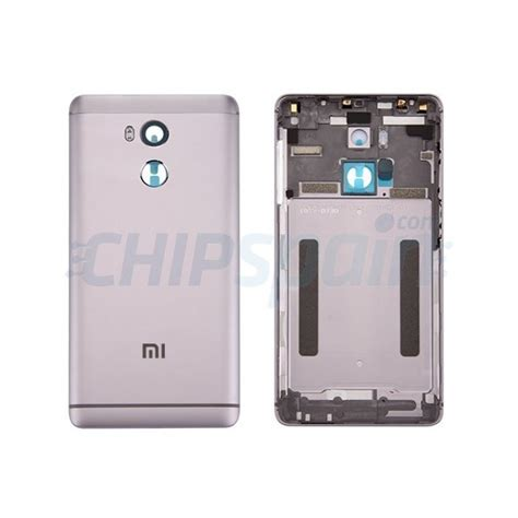 Casing Xiaomi Redmi 4 Prime Xiaomi Redmi 4 Pro 100 Casing Origi rear casing xiaomi redmi 4 prime xiaomi redmi 4 pro grey