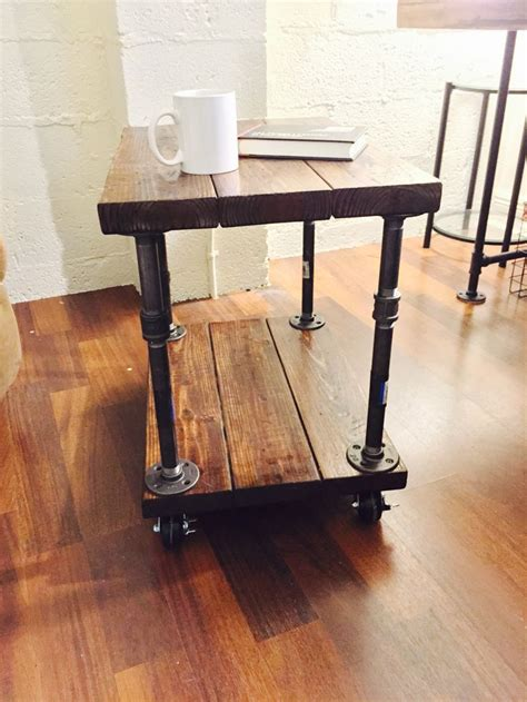 industrial pipe sofa table 225 best images about pipe projects on pinterest