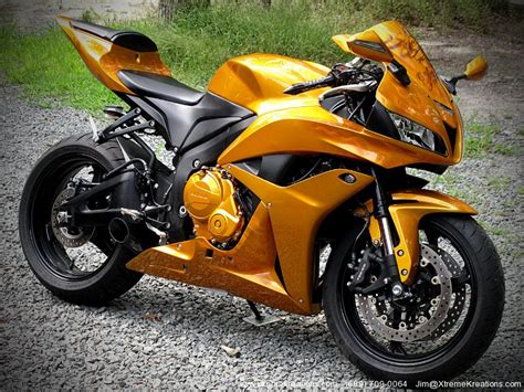gold motorcycle sportbike motorcycle gallery iv
