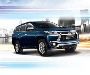 Mitsubishi Suv Philippines Mmpc Further Reinforces The Montero Sport Lineup With The