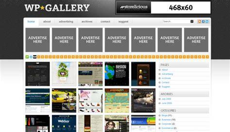 wp gallery storelicious wordpress template wordpress