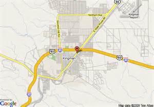 map of rodeway inn kingman kingman