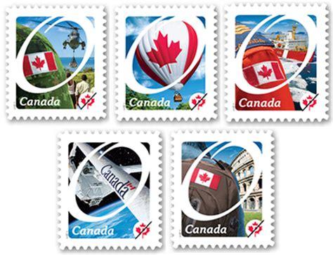 le timbre poste canadien pour timbres courants la fiert 233 canadienne postes canada