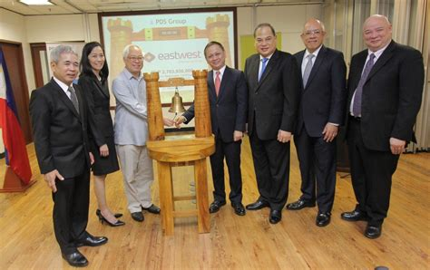 pds bank local debt market welcomes maiden listing of eastwest bank