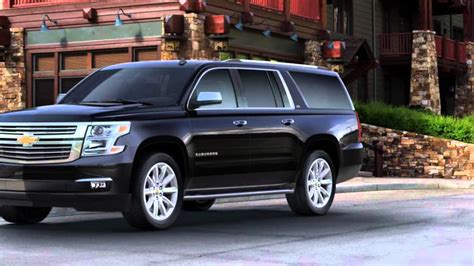 gmc suburban vs chevy suburban 2015 suburban vs gmc yukon xl
