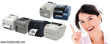 Barcode Printer Barcode Printer cara kerja printer barcode kios barcode
