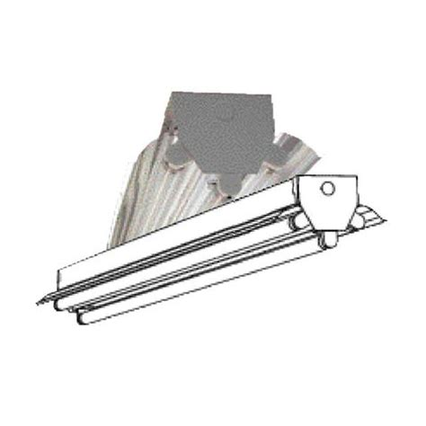 8 Foot 4 L T8 Fixture t8 fluorescent t8ih lighting fixture aei lighting 877