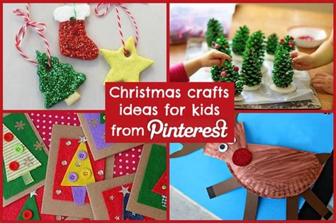 kids christmas craft ideas pinterest www imgkid com