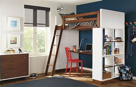 Loft Beds With Desks Underneath 30 Design Ideas With Bunk Bed With Desk Underneath