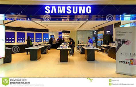 Samsung Store Gift Card - samsung electronics store hong kong editorial image image 35645150