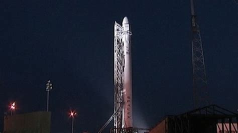 aborted rocket spacex rocket launch aborted at last second video abc news