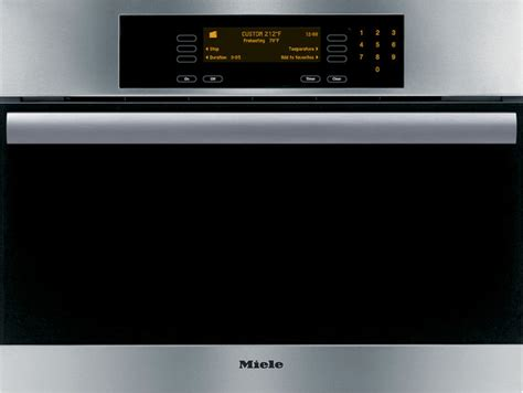 miele steam oven miele combi steam oven modern by luxe kitchens