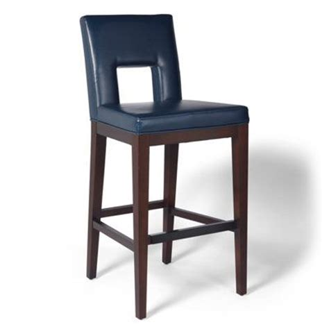 Navy Counter Stools by Leather Leather Bar Stools And Roads On