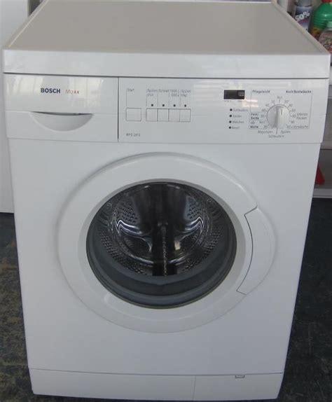 Bosch Maxx 5 Waschmaschine 2294 by Bosch Maxx Wfo 2810 Kostenlose Lieferung Berlin