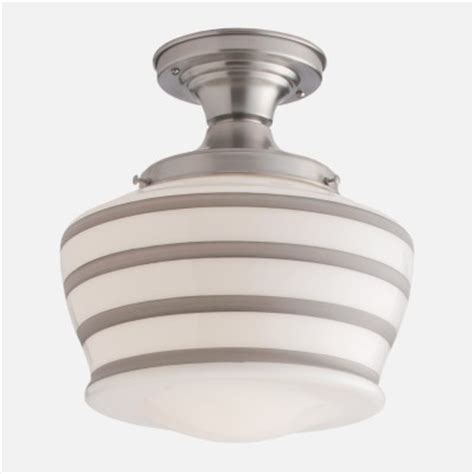 Schoolhouse Light Fixture Newbury Surface Mount Light Fixture Contemporary Ceiling Lighting By Schoolhouse Electric