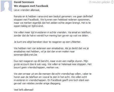 Bedankbrief Voorbeeld Samenwerking real pleegt real goedgelovig nl