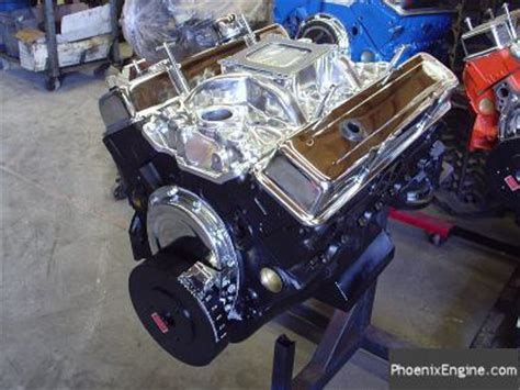 crate engines chevy 350 300hp 325hp 328hp 330hp