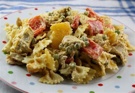chicken pasta salad recipe mustard chicken pasta salad recipe