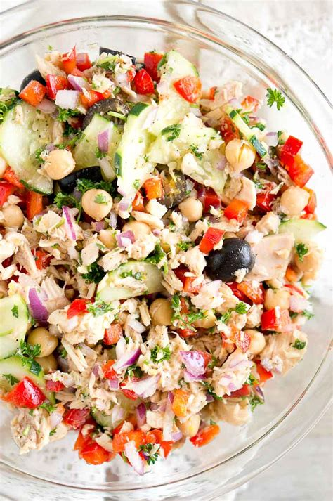 What To Put On A Salad Whole Foods Detox by Mediterranean Tuna Salad Whole Foods