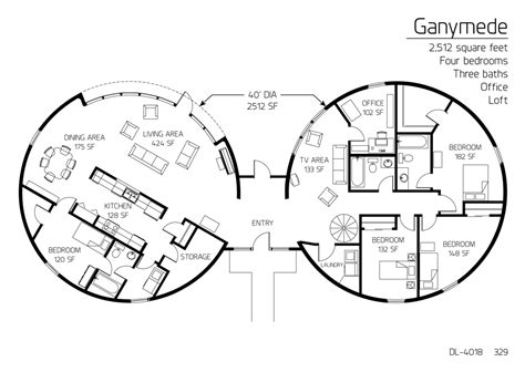 multi level home floor plans floor plans multi level dome home designs monolithic