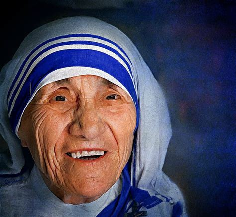 is theresa caparis mother still living saint mother teresa works of mercy or social charity 2