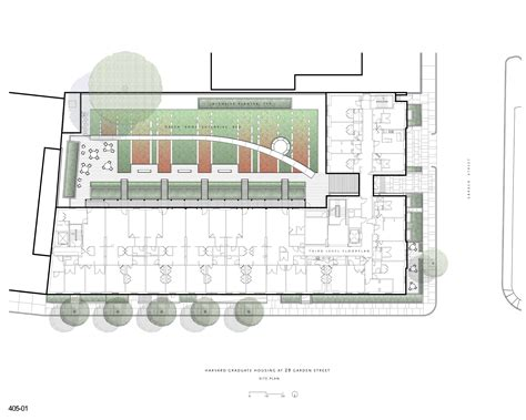 Design Plans Site Plans Courtyards And Hallways On