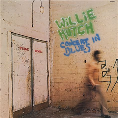 Willie Hutch Concert In Blues willie hutch concert in blues lp motown 中古レコード通販 大阪