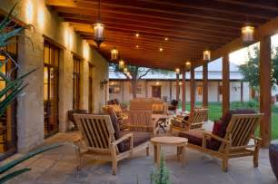 Nice Southwestern Fireplaces #3: Southwestern-porch.jpg