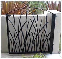 Superb Rod Iron Furniture Design #2: Wrought-iron-gate-12-small.jpg