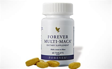 Island Home Decor by Dealdey Forever Multi Maca Dietary Supplement 60 Tablets