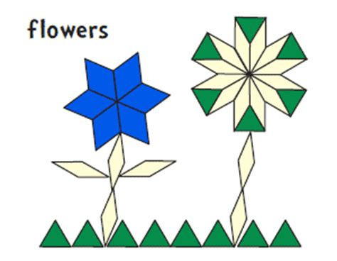 flower pattern concrete blocks spring designs jessica s corner of cyberspace