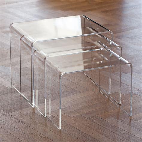 Zeitlose Möbel by Beistelltisch Acryl Bestseller Shop F 252 R M 246 Bel Und