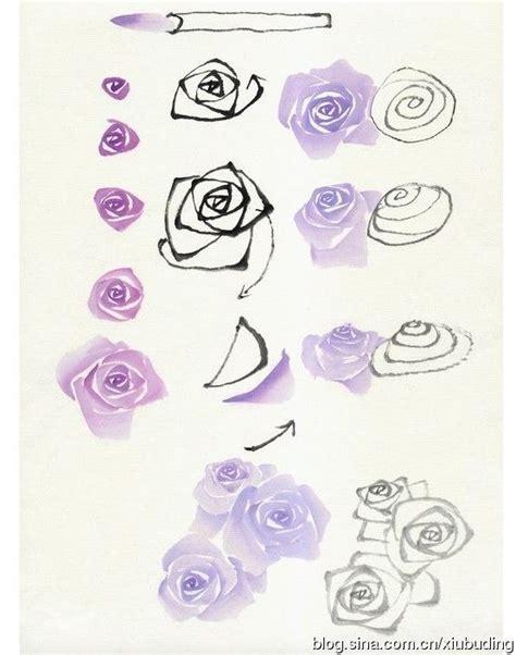 tutorial drawing watercolor the 25 best watercolor flowers tutorial ideas on